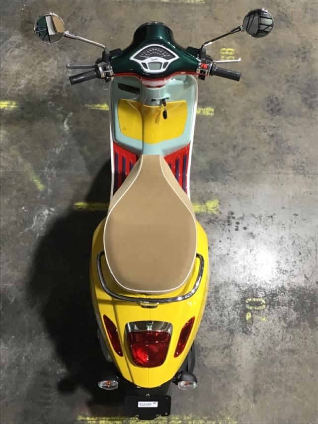 2021 Vespa Primavera Sean Wotherspoon 150 at Sloans Motorcycle ATV, Murfreesboro, TN, 37129