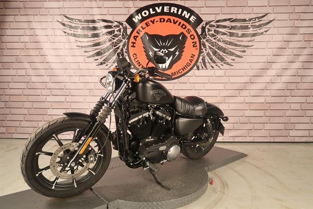 2018 Harley-Davidson Sportster Iron 883 at Wolverine Harley-Davidson