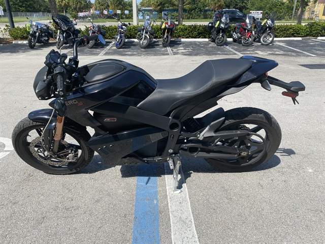 2013 Zero S ZF115 at Fort Lauderdale