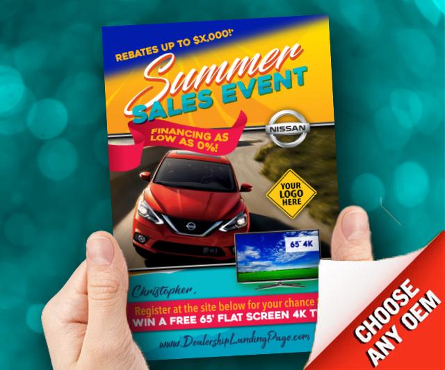 Summer Sale Automotive at PSM Marketing - Peachtree City, GA 30269