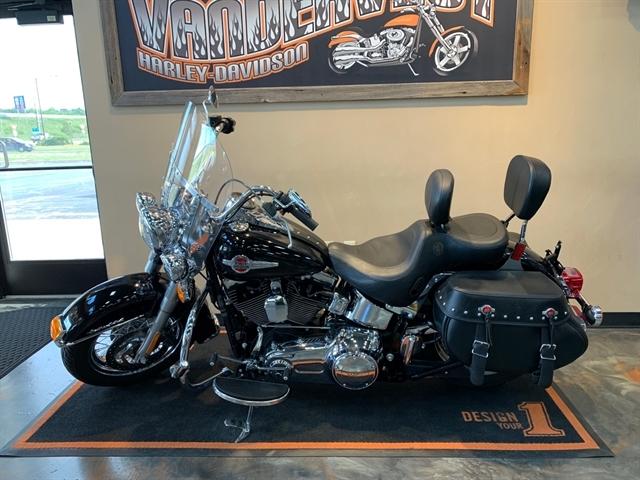 2016 Harley-Davidson Softail Heritage Softail Classic at Vandervest Harley-Davidson, Green Bay, WI 54303