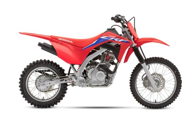 2022 Honda CRF125F at Martin Moto