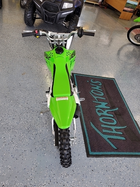 2020 Kawasaki KLX 110L at Thornton's Motorcycle - Versailles, IN