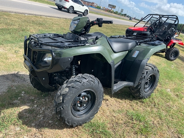 2017 Honda FourTrax Foreman Rubicon 4x4 Automatic DCT EPS at Kent Powersports of Austin, Kyle, TX 78640