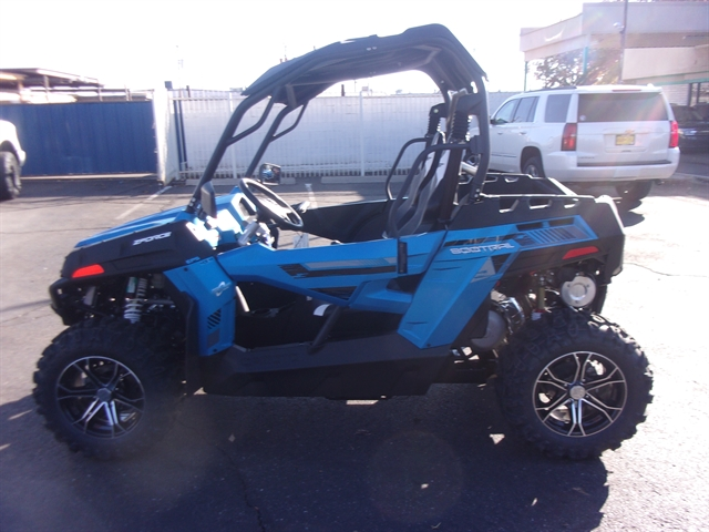 2020 CFMOTO ZFORCE 800 Trail at Bobby J's Yamaha, Albuquerque, NM 87110