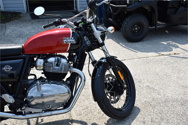 2020 Royal Enfield Twins INT650 at Thornton's Motorcycle - Versailles, IN