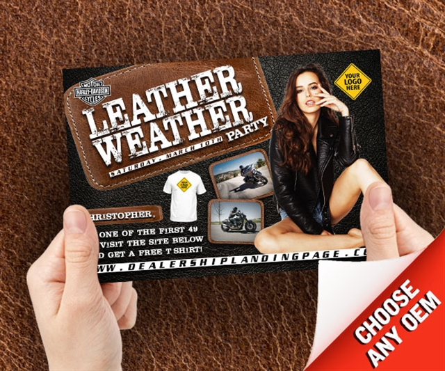 Leather Weather Powersports at PSM Marketing - Peachtree City, GA 30269