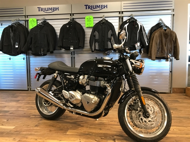 2018 Triumph Thruxton 1200 at Youngblood RV & Powersports Springfield Missouri - Ozark MO