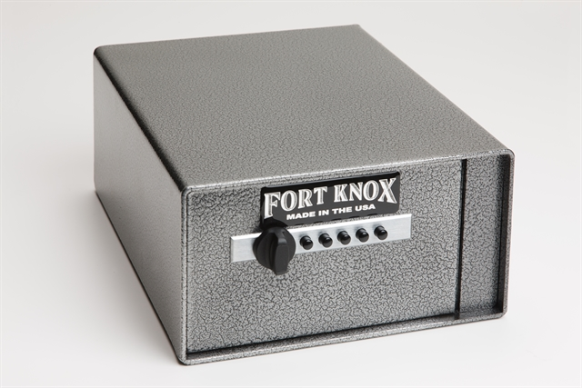 2019 Fort Knox Vaults Personal Pistol Box at Harsh Outdoors, Eaton, CO 80615