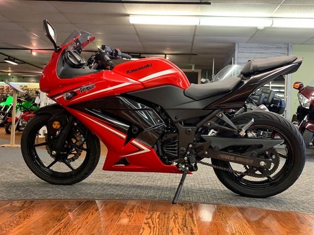 2012 Kawasaki NINJA 250R EX250JCFA at Ehlerding Motorsports