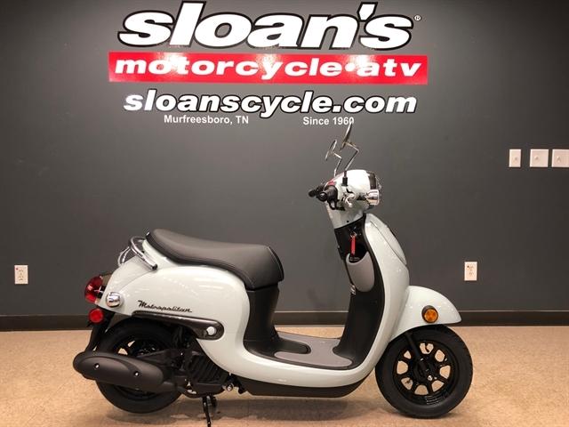 2019 Honda Metropolitan Base at Sloans Motorcycle ATV, Murfreesboro, TN, 37129