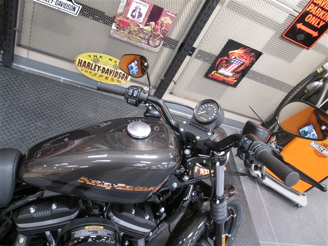 2019 Harley-Davidson Sportster Iron 883 at Hunter's Moon Harley-Davidson®, Lafayette, IN 47905