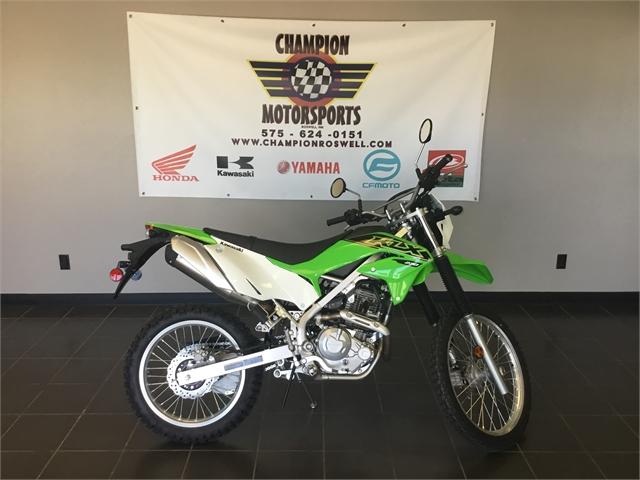 2021 KAWASAKI KLX230BMFNN at Champion Motorsports