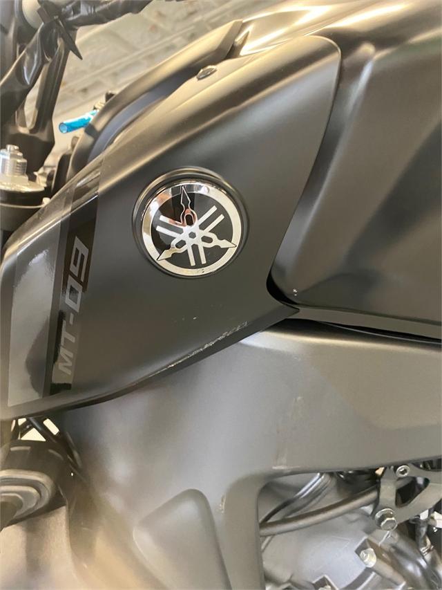 2021 Yamaha MT 09 at Shreveport Cycles