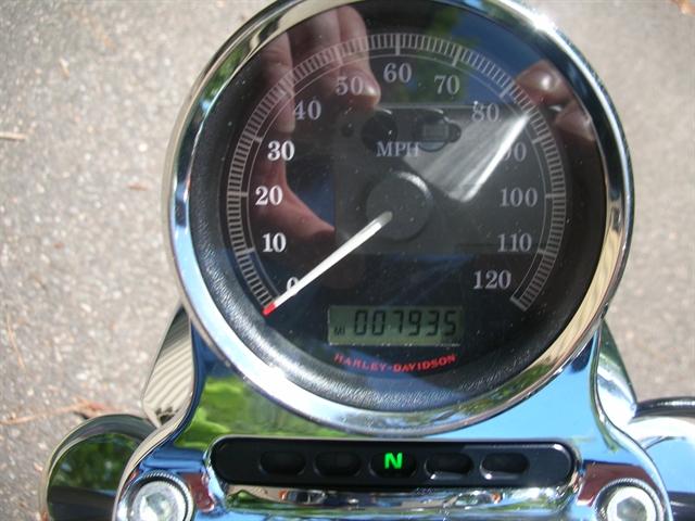 2009 Harley-Davidson Sportster 1200 Low at Hampton Roads Harley-Davidson