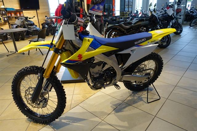 2019 Suzuki RM-Z 450 at Sun Sports Cycle & Watercraft, Inc.