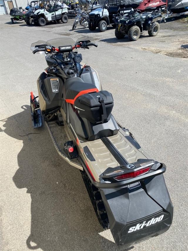 2021 Ski-Doo MXZ X-RS 850 E-TEC at Hebeler Sales & Service, Lockport, NY 14094