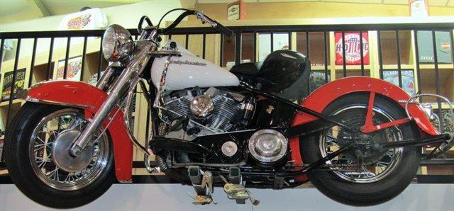 1954 HARLEY-DAVIDSON FL at #1 Cycle Center Harley-Davidson