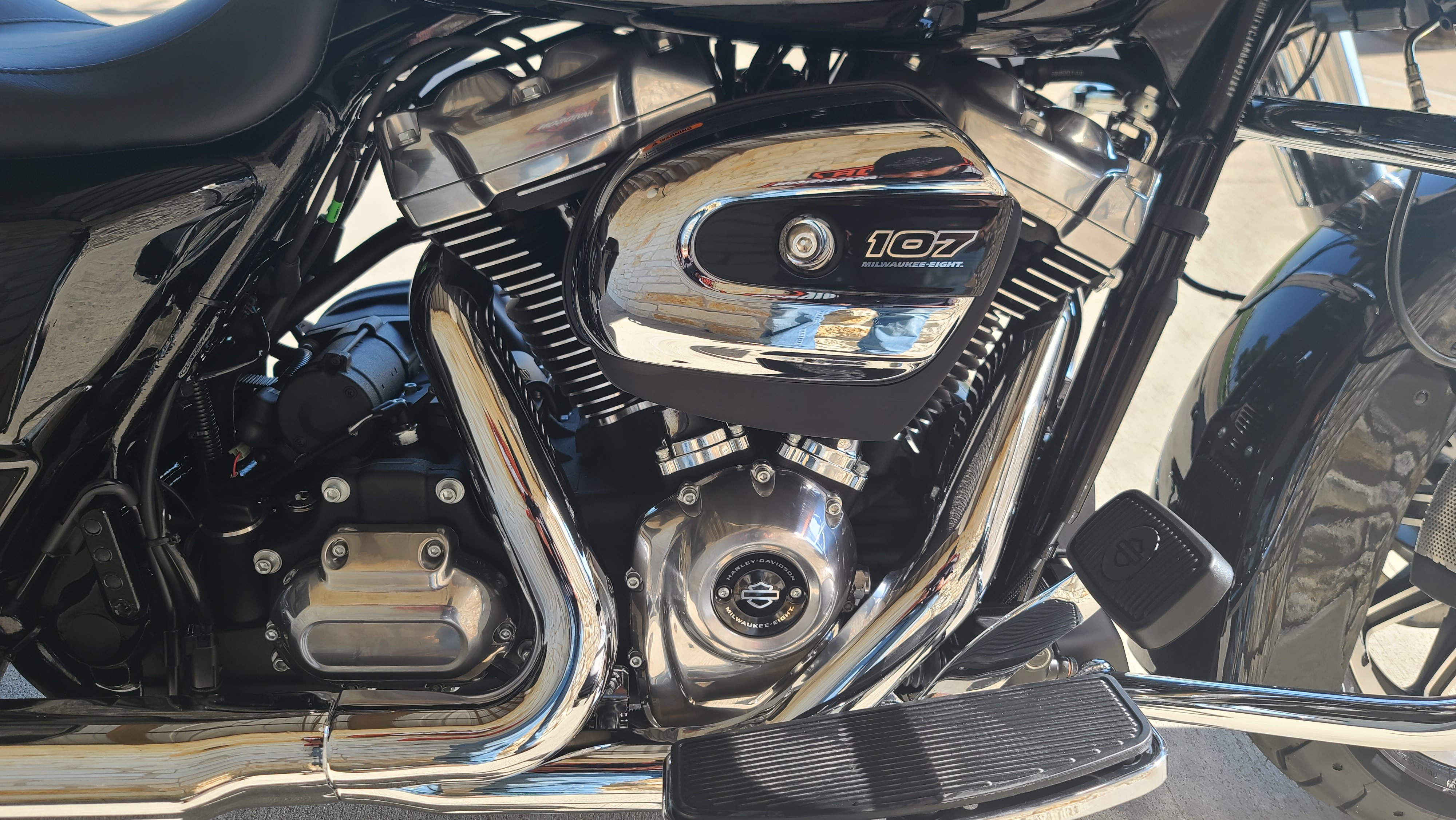 2021 Harley-Davidson FLHT at Harley-Davidson of Waco