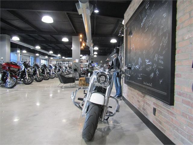 2018 Harley-Davidson Softail Fat Boy 114 at Cox's Double Eagle Harley-Davidson