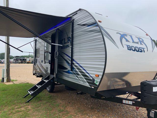 2019 Forest River XLR Boost 20CB Toy Hauler at Campers RV Center, Shreveport, LA 71129