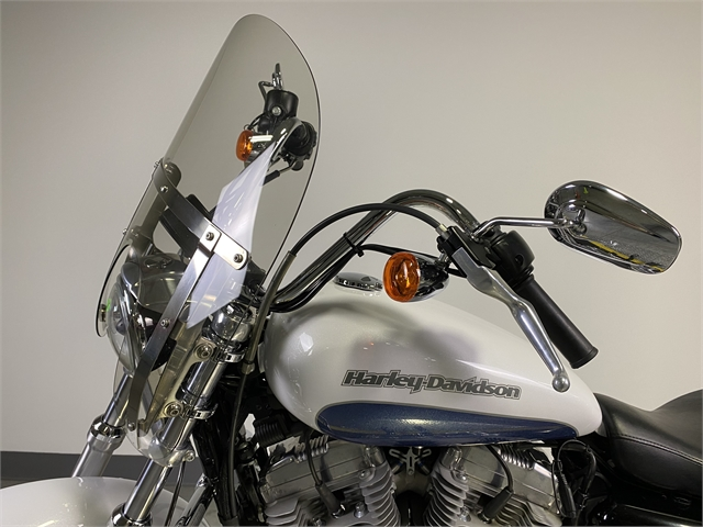 2015 Harley-Davidson Sportster SuperLow at Worth Harley-Davidson