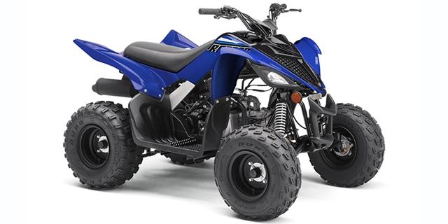 2021 Yamaha Raptor 90 at ATV Zone, LLC
