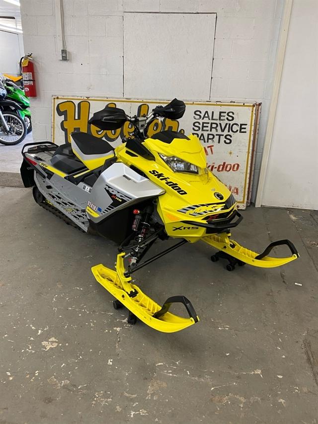 2019 Ski-Doo MXZ X-RS 850 E-TEC at Hebeler Sales & Service, Lockport, NY 14094