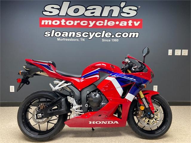 2021 Honda CBR600RR ABS at Sloans Motorcycle ATV, Murfreesboro, TN, 37129