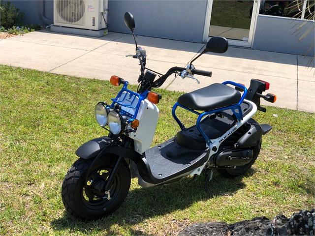 2022 Honda Ruckus Base at Powersports St. Augustine