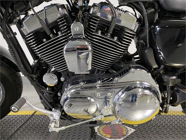 2012 Harley-Davidson Sportster 1200 Custom at Worth Harley-Davidson