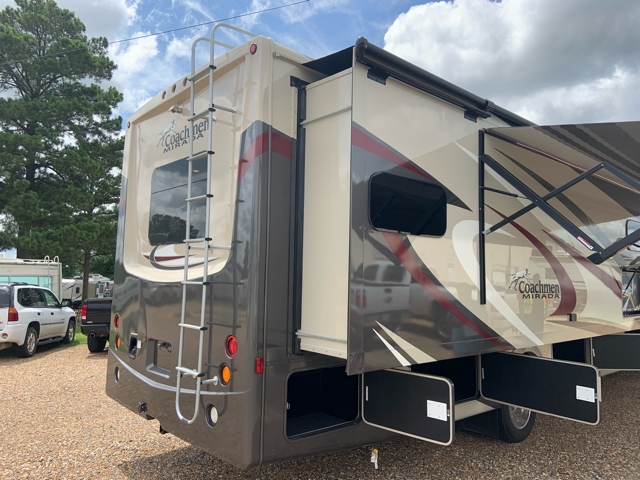 2019 Coachmen Mirada 35OS at Campers RV Center, Shreveport, LA 71129