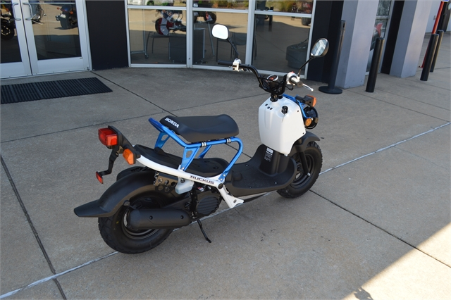 2022 Honda Ruckus Base at Shawnee Honda Polaris Kawasaki