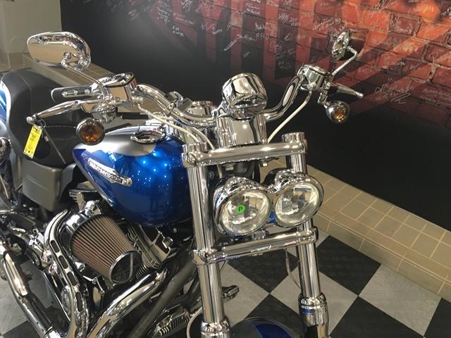 2009 Harley-Davidson Dyna Glide CVO Fat Bob at Worth Harley-Davidson