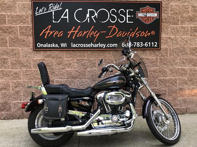 2005 Harley-Davidson Sportster 1200 Custom at La Crosse Area Harley-Davidson, Onalaska, WI 54650