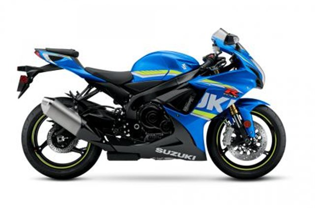 2018 Suzuki GSX-R 750 at Pete's Cycle Co., Severna Park, MD 21146