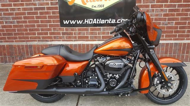 2019 Harley-Davidson Street Glide Special at Harley-Davidson® of Atlanta, Lithia Springs, GA 30122
