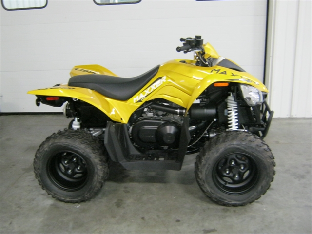 2021 Kymco Maxxer 450i at Brenny's Motorcycle Clinic, Bettendorf, IA 52722