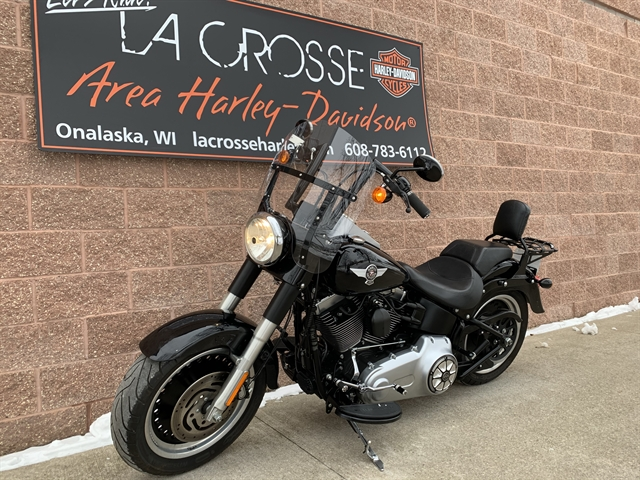 2011 Harley-Davidson Softail Fat Boy Lo at La Crosse Area Harley-Davidson, Onalaska, WI 54650