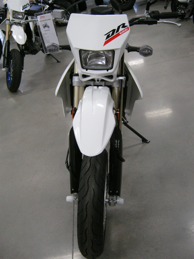 2019 Suzuki DR-Z 400SM Base at Brenny's Motorcycle Clinic, Bettendorf, IA 52722