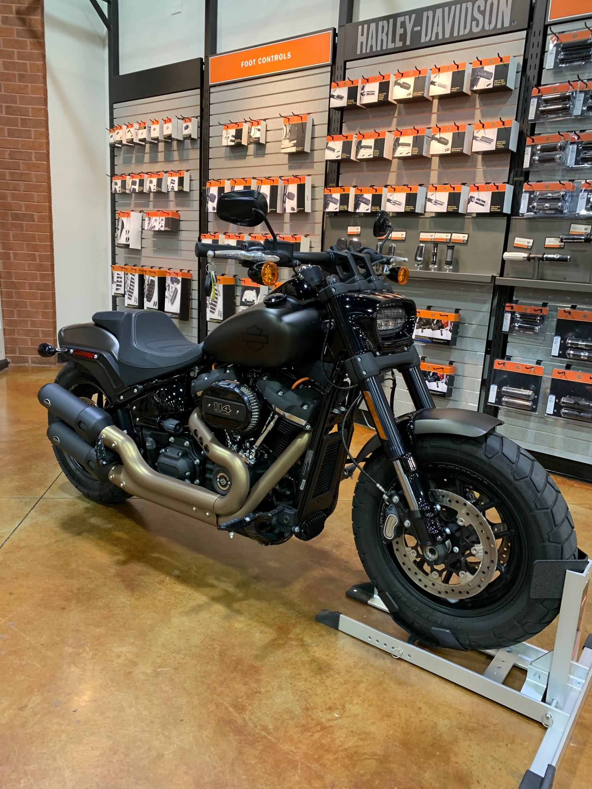 2020 Harley-Davidson Softail Fat Bob 114 at Colonial Harley-Davidson
