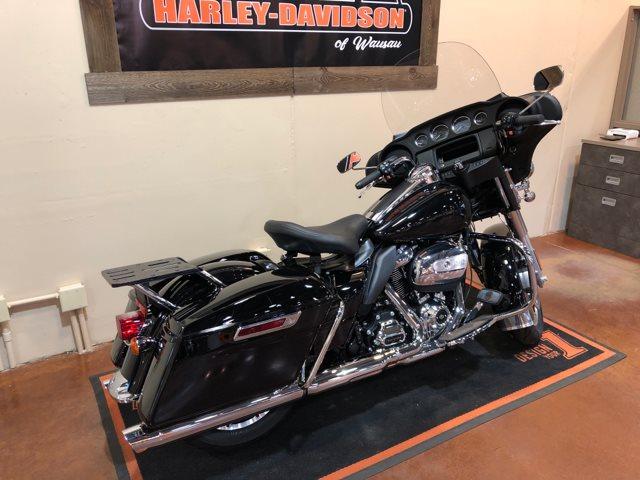2019 Harley-Davidson Electra Glide Standard Police   Bull Falls