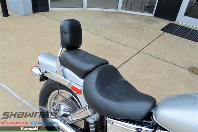 2007 Honda Shadow Spirit at Shawnee Honda Polaris Kawasaki