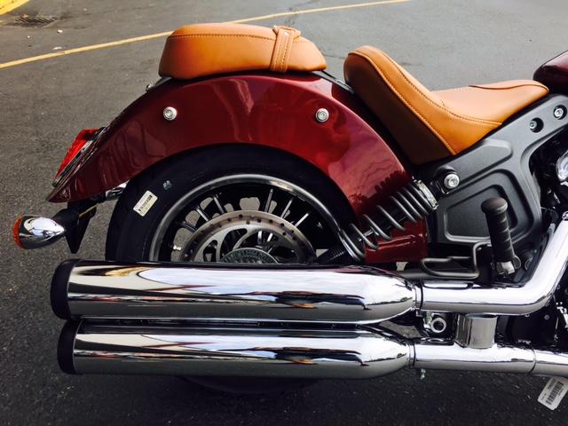 2018 Indian Scout Burgundy Metallic at Lynnwood Motoplex, Lynnwood, WA 98037