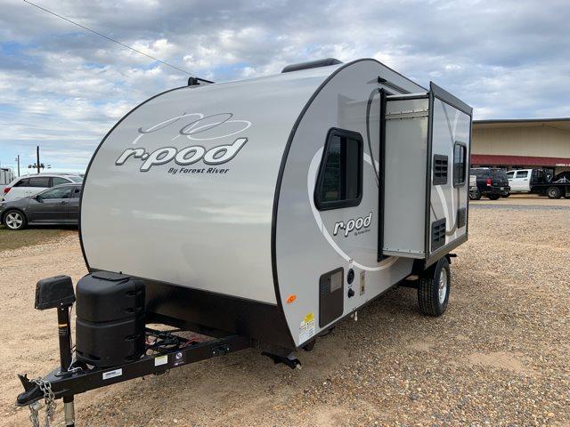 2019 Forest River R-Pod Rear Bath at Campers RV Center, Shreveport, LA 71129