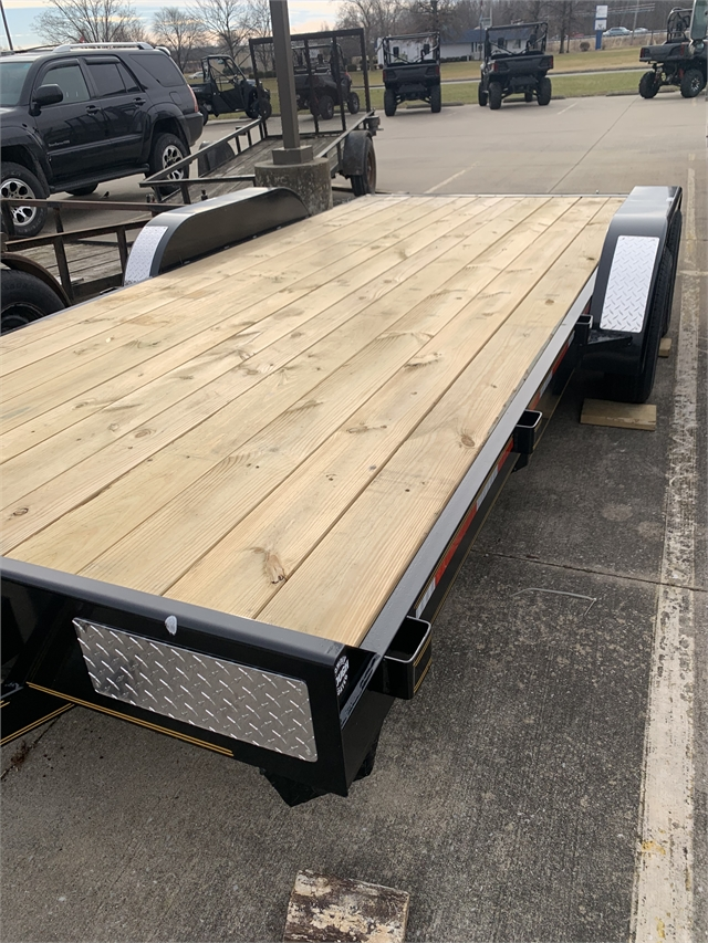 2020 Heartland 18 FLATBED DOVETAIL at Southern Illinois Motorsports