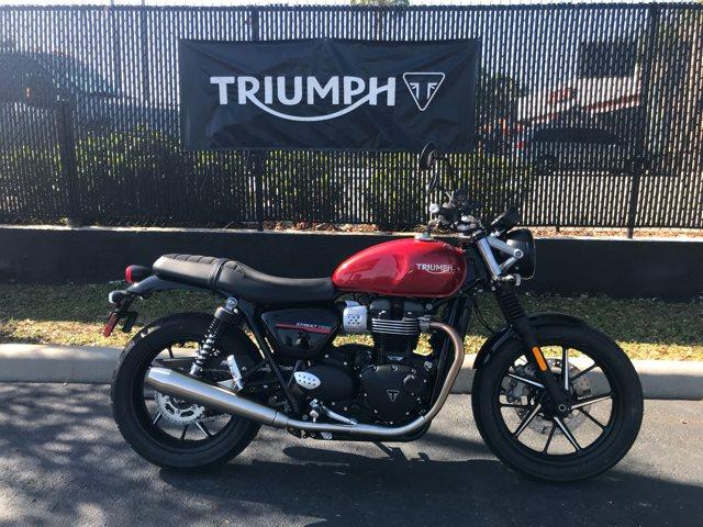 2019 Triumph Street Twin Base at Tampa Triumph, Tampa, FL 33614