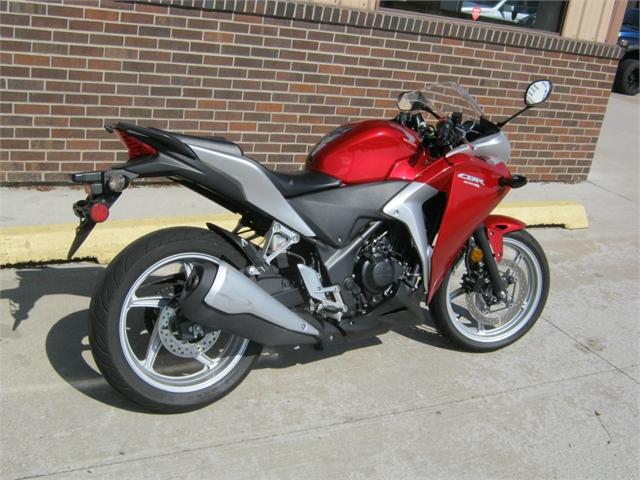 2011 Honda CBR250R at Brenny's Motorcycle Clinic, Bettendorf, IA 52722