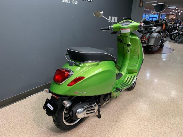 2019 Vespa SPRINT 150 IGET SPRINT 150 at Sloans Motorcycle ATV, Murfreesboro, TN, 37129