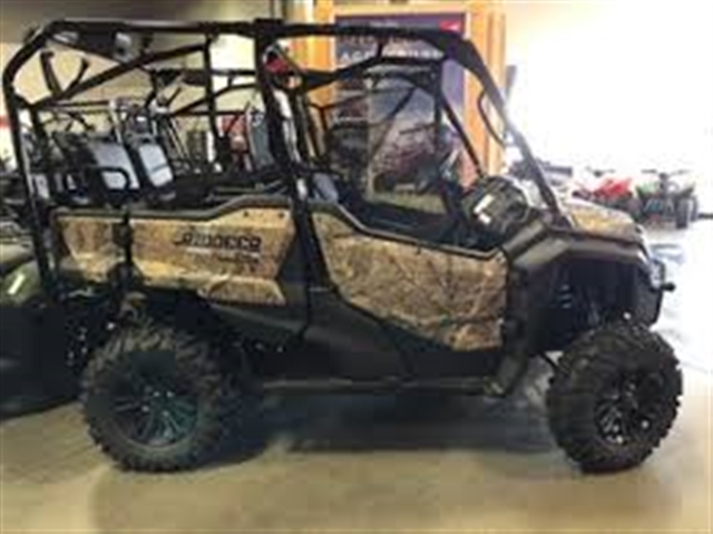 2018 Honda Pioneer 1000-5 deluxe Camo at Kent Powersports of Austin, Kyle, TX 78640